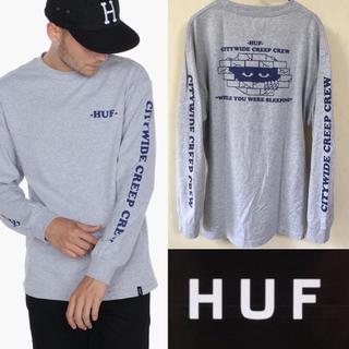 ハフ(HUF)のHUF ハフ ロンT ロング CCCスリーブTシャツ(Tシャツ/カットソー(七分/長袖))