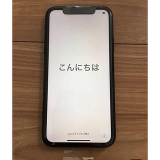 Apple - 新品未使用 iphone XR 64GB SIMフリー ネットワーク利用制限〇