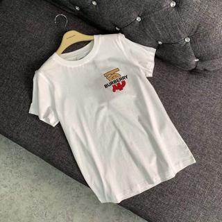 バーバリー(BURBERRY)の19-20AW BURBERRY モノグラムモチーフ コットンTシャツ(Tシャツ/カットソー(半袖/袖なし))