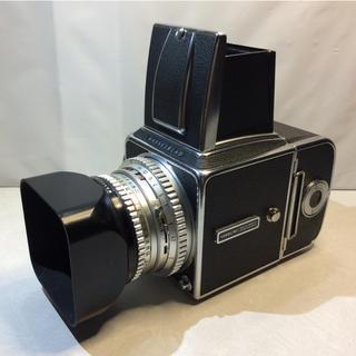 ハッセルブラッド 500C/M / C Planar 80mm f2.8 白鏡胴