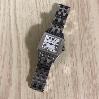 カルティエ(Cartier)のカルティエ サントス ドゥモアゼル 2698 クォーツ(腕時計)