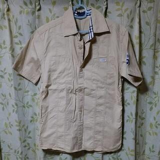 バーバリー(BURBERRY)のバーバリーブルーレーベル 半袖シャツ(シャツ)