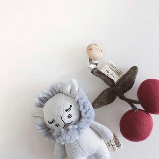 こども ビームス - kongesslojd  ライオン ベビー☆ガラガラ おもちゃ
