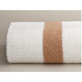 カシウエア(kashwere)の新作 カシウエア 2 Stripe ブランケット(毛布)