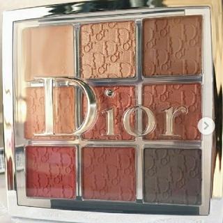 ディオール(Dior)の早い者勝ち⚠️新品✨ディオールバックステージアイパレット003 【アンバー】(アイシャドウ)