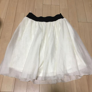 ハニーズ(HONEYS)のフレアスカート(ひざ丈スカート)