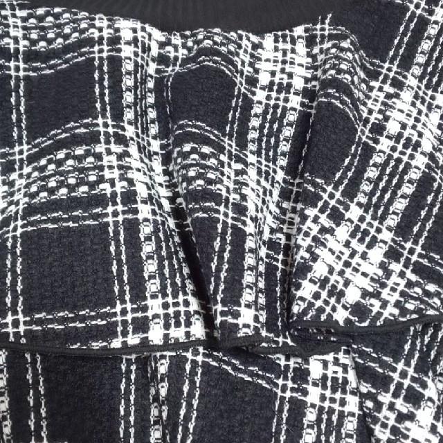 しまむら(シマムラ)の【未使用】チェックスカート レディースのスカート(ミニスカート)の商品写真