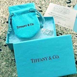 ティファニー(Tiffany & Co.)の未使用 ティファニー パロマピカソトリプルラビングハートリング14号(リング(指輪))