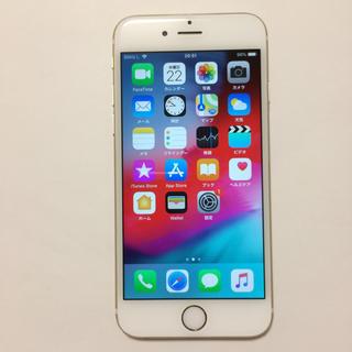 iPhone - 7️⃣中古美品 AU iPhone6 64gb