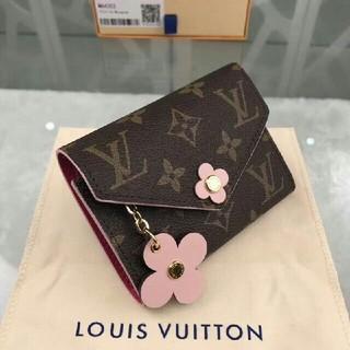 LOUIS VUITTON - 美品!ルイヴィトン 財布 折財布 三つ折財布
