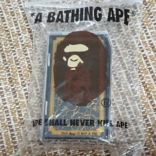 アベイシングエイプ(A BATHING APE)のAPE ノベルティネックレス(ネックレス)