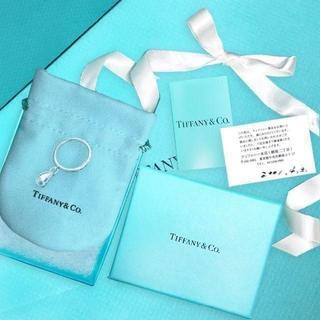 ティファニー(Tiffany & Co.)の未使用 ティファニー ティアドロップリング7号(リング(指輪))
