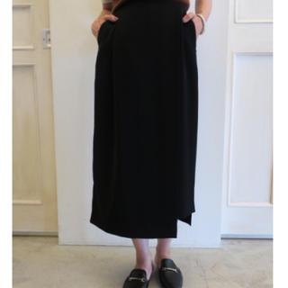 エンフォルド(ENFOLD)のグレンチェック  スカートパンツ  ENFOLD(その他)