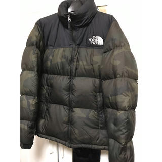 THE NORTH FACE - THE NORTH FACE  ヌプシ  ノースフェイス