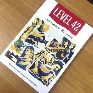 【ベーススコア】LEVEL42/ a Physical Presence