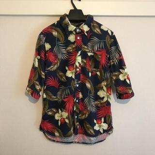 STUDIOUS - Lui's アロハシャツ 総柄シャツ リネンシャツ