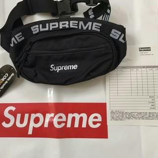 Supreme - supreme 18SS Waist Bag 新品未使用