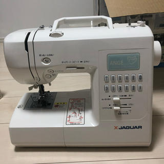 Jaguar - ジャガーJAGUARコンピューターミシン ANGE AJ2300