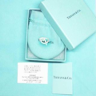 ティファニー(Tiffany & Co.)の未使用 ティファニー ラビングハートリング8号(リング(指輪))