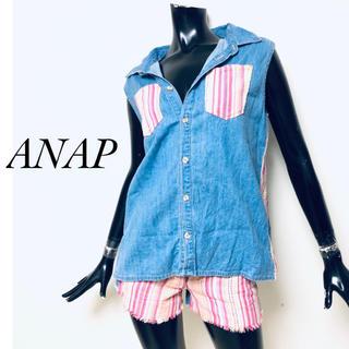アナップ(ANAP)のANAP*セットアップ(セット/コーデ)