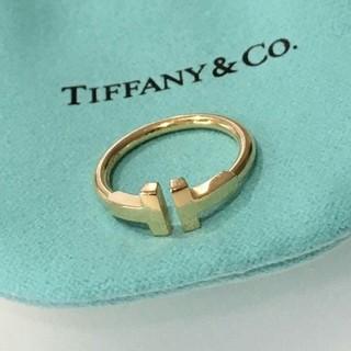 TIFFANY Tワイヤーリング #8