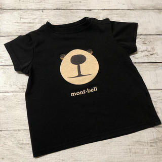 mont bell - モンベル  Tシャツ  90
