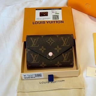 LOUIS VUITTON - ルイヴィトン 折財布 三つ折財布 人気