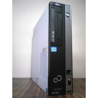 フジツウ(富士通)のD582/EX Win10 i5 4GB SSD USB3.0 Office(デスクトップ型PC)