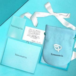 ティファニー(Tiffany & Co.)の未使用 ティファニー ラビングハートリング7号(リング(指輪))