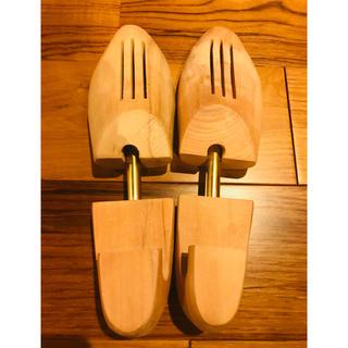 オールデン(Alden)の木製 シューツリー シューキーパー 26cm-26.5cm オールデンジョンロブ(ドレス/ビジネス)