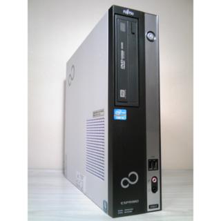 フジツウ(富士通)のD582F Win10 i5 4GB SSD USB3.0 Office(デスクトップ型PC)