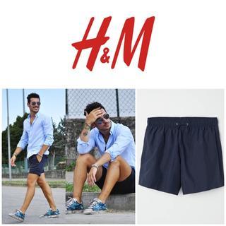 H&M - 本日発送 H&M ショートパンツ  水着 ハーフパンツ メンズ