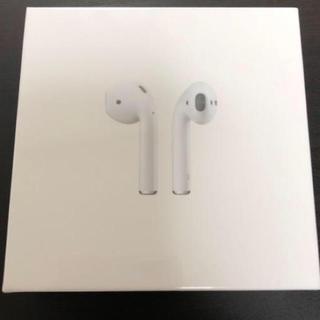 Apple - 第2世代 AirPods ワイヤレスイヤフォン