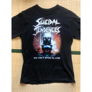 SUICIDAL TENDENCIES - suicidal tendencies Mサイズ 美品  Tシャツ