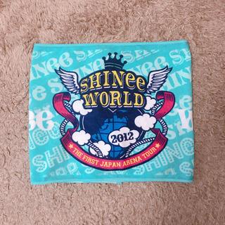シャイニー(SHINee)のSHINee シャイニーワールド 2012 公式 タオル(K-POP/アジア)
