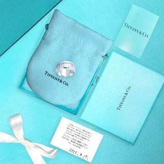 ティファニー(Tiffany & Co.)の未使用 ティファニー アトラスニューメリックリング8号(リング(指輪))
