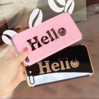 送料0 HELLOニコちゃん iPhoneケース アイフォン