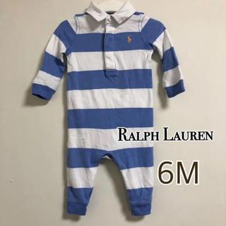 ラルフローレン(Ralph Lauren)のラルフローレン ロンパース 6M(ロンパース)