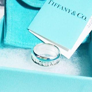 ティファニー(Tiffany & Co.)の未使用 ティファニー アトラスニューメリックリング9号(リング(指輪))