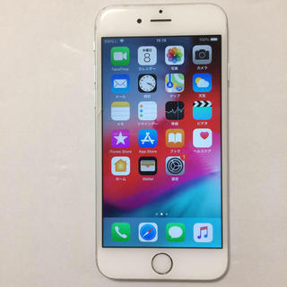 iPhone - 中古 AU iPhone6s 16gb ヒビ割れ1本