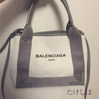 Balenciaga - Balenciaga バレンシアガ キャンバストート XS