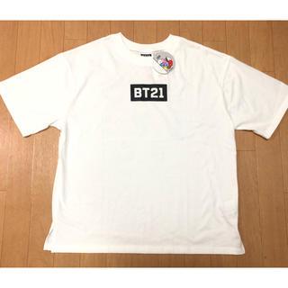 しまむら - BT21 Tシャツ【新品 タグ付き!】