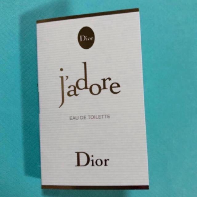 Dior(ディオール)の【新品】Dior ジャドール オー ルミエール オードゥトワレ 1mL コスメ/美容の香水(香水(女性用))の商品写真