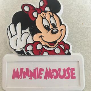 Disney - ディズニーランド チケットホルダー ミニーマウス