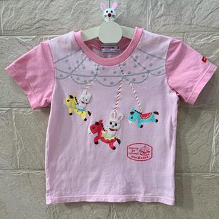 mikihouse - ミキハウス うさこちゃんTシャツ 100サイズ