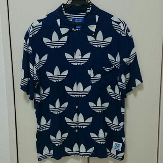 アディダス(adidas)のアディダス オリジナル アロハシャツ(Tシャツ/カットソー(半袖/袖なし))