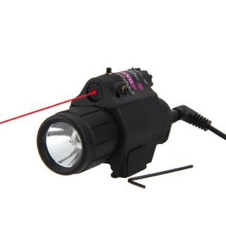 新品 レーザーサイト フラッシュライト タクティカルライト ウェポンライト