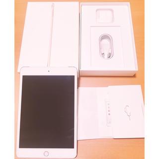 Apple - ipad mini4 ガラスコーティング済 SIMフリー