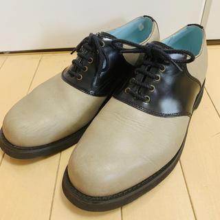 リーガル(REGAL)のREGALにて購入 レザー シューズ 革靴 バイカラー(ドレス/ビジネス)