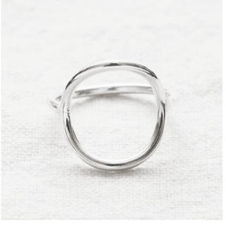 トゥデイフル(TODAYFUL)のサークルリング silver925 新品♡(リング(指輪))